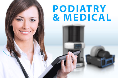 Go to Podiatry & Medical CR & DR Systems