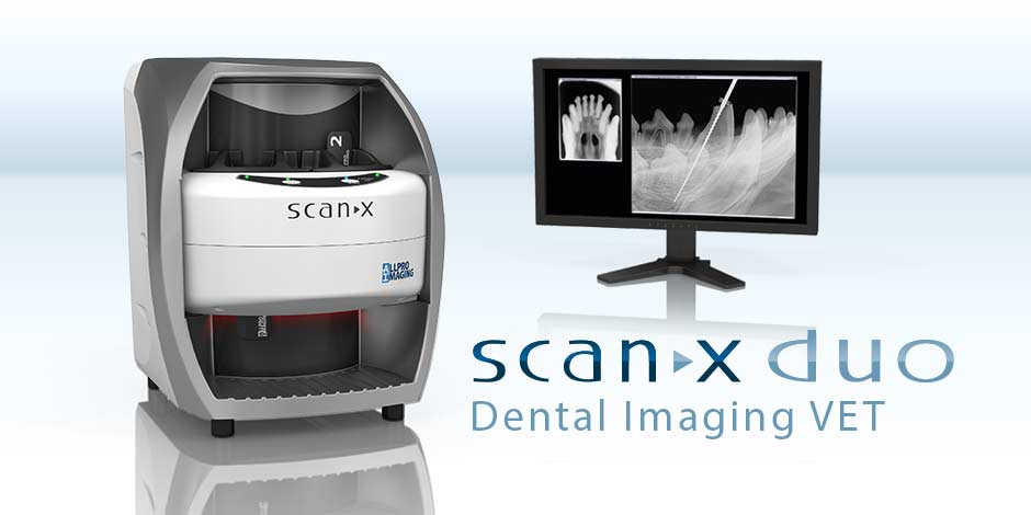 ScanX Duo - CR System - Dental Imaging for veterinarians