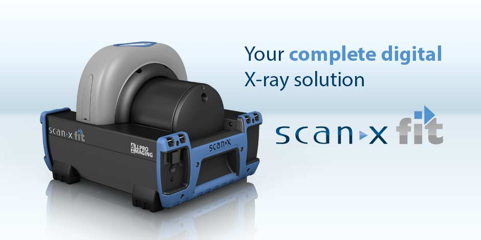 ScanX Fit - Computed Radiograühy system - Your complete digital X-ray solution