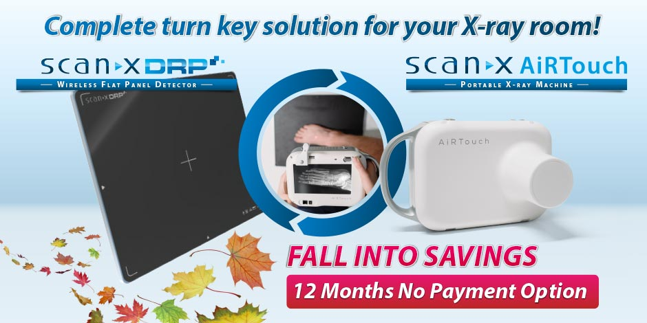 Complete turn key solution for your X-ray room!