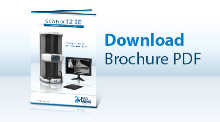 ScanX 12 SE - Download brochure PDF