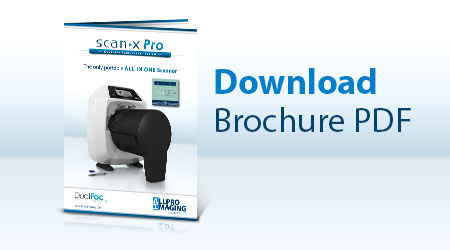 ScanX Pro - Download brochure PDF