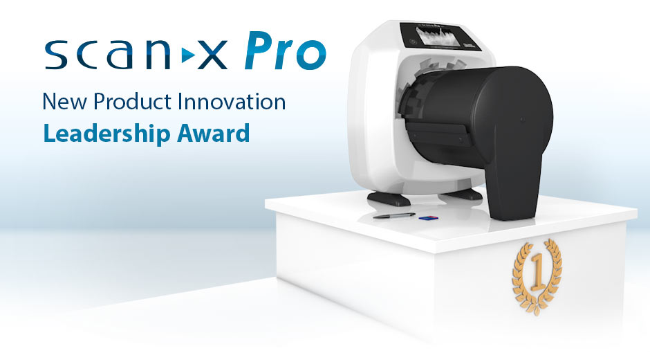 ScanX Pro - New Product Innovation Leadership Award Winner