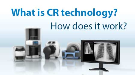 What is CR technology? - How does it work?