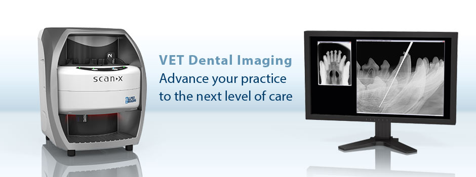ScanX Duo - CR System -  VET Dental imaging - Advance your practice to the next level of care