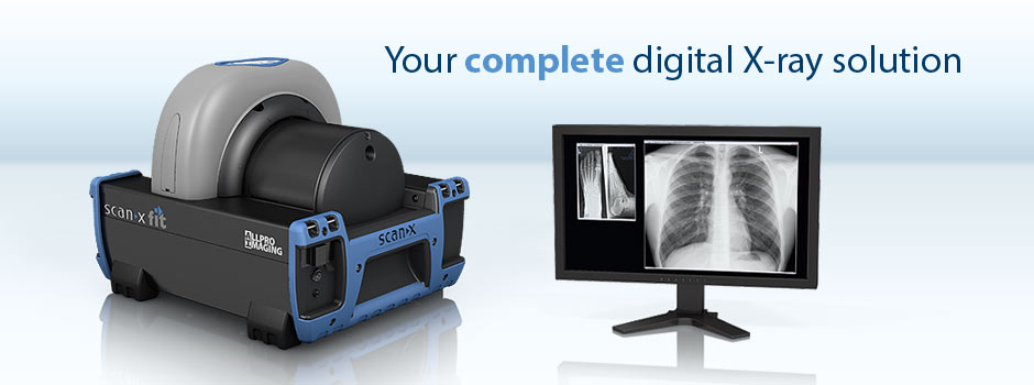 Your complete digital X-ray solution